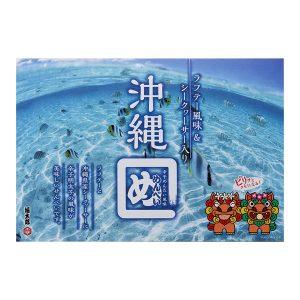 沖縄めんべい(2枚×8袋)