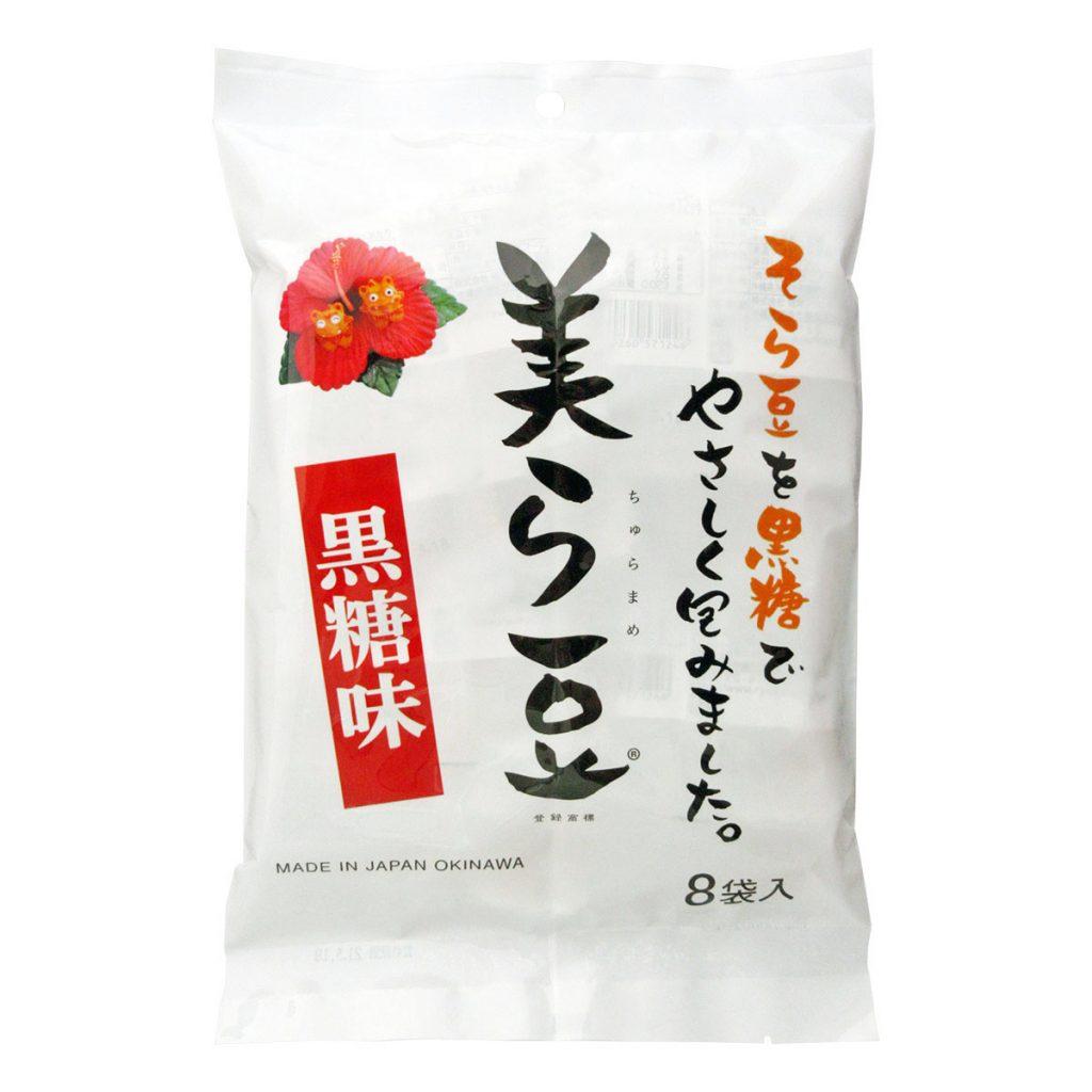 美ら豆黒糖味(10g×8袋入)